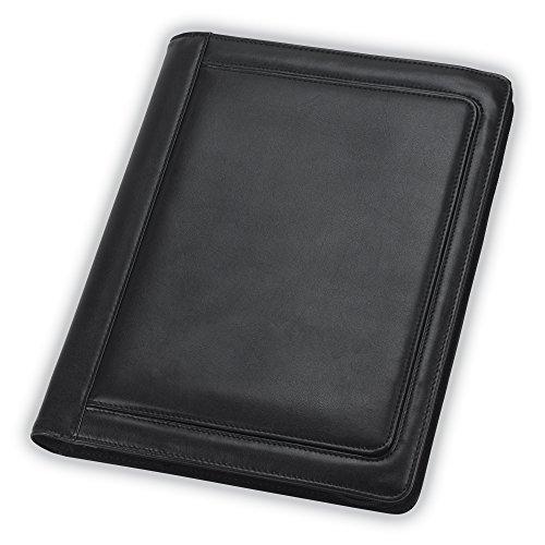 Samsill 70600 - tablet cases (Flip, Black, Leatherette)