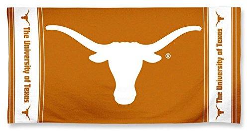 WinCraft NCAA Texas Longhorns Beach Towel, Team Color, One Size