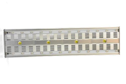 """Aviditi Sun II Series LED Aquarium Light with Intelligent Control System, 80-Watt  (24"""" x 6"""" x 1"""")"""