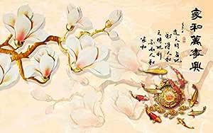 Print.ElMosekar Plastic Wallpaper270 centimeters x 320 centimeters , 2725614408988