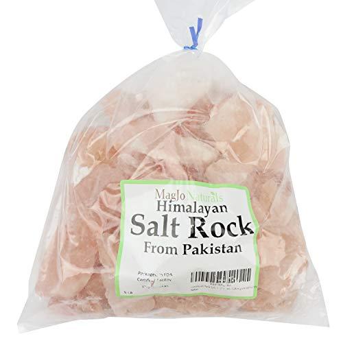 Himalayan Rock Salt, 5 POUND BAG! 1