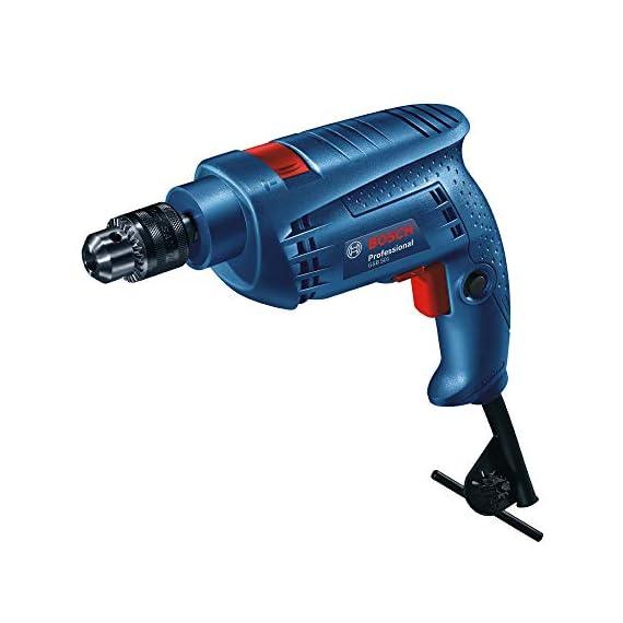 Bosch GSB 501 500-Watt Professional Impact Drill Machine (Blue) 1