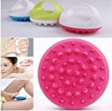 Anti Cellulite Slimming Body Massager Bath Shower Brush Relaxing Enhance Blood Circulation by STCorps7