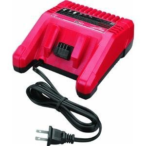 Milwaukee 48-59-1801 M18 Lithium-Ion Battery Charger (Milwaukee Tools 2780)