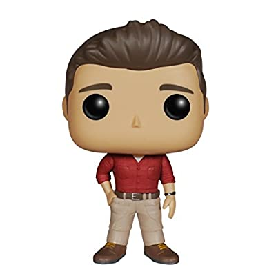 Funko POP Movies: Sixteen Candles - Jake Ryan Action Figure: Funko Pop! Movies:: Toys & Games