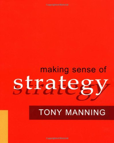 making sense of strategy 1 making sense of strategy a social systems perspective jan-peter vos department of organisation science, eindhoven university of technology po box 513, 5600 mb eindhoven, the netherlands.