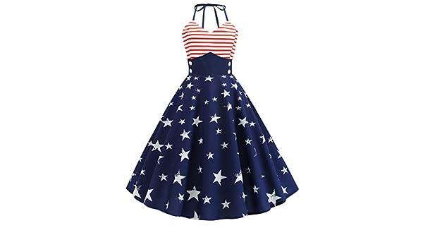 aihihe Women Summer Casual T-Shirt Floral Print Bohemian Mini Dress Swing Boho Sundress Sleeveless Short Dresses