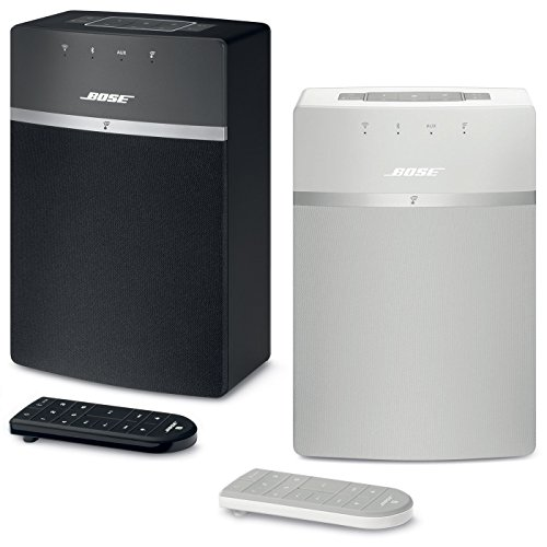 Bose SoundTouch 10 Wireless Music System Bundle 2-Pack - Black and White