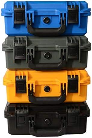 LHT コットン保護ボックスツールボックスが並んでポータブル機器ボックス ツールボックス (Color : D)