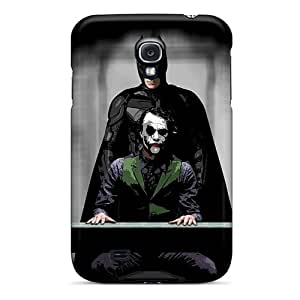 Perfect Hard Cell-phone Cases For Samsung Galaxy S4 (kGh11851GKkU) Provide Private Custom High-definition Batman Joker Pictures