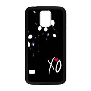 Elegant Balloons The Weeknd Xo Custom Case Cover for Samsung Galaxy S5 (Laser Technology)
