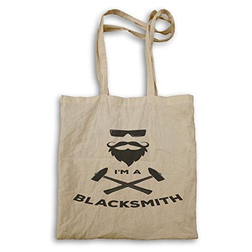 INNOGLEN Blacksmith Metal Works Quality bolso de mano w506r
