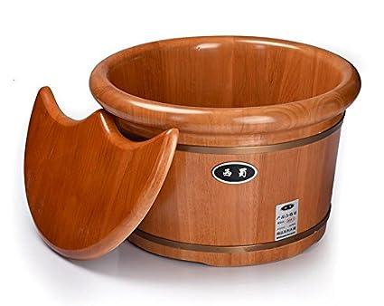 Vasca Da Bagno Altezza Standard : Bagno in vasca da bagno di quercia bagno in legno secchio di legno