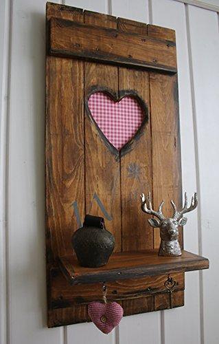 Deko Wand Wohnzimmer Geschenk Mit Wunschnamen Fur Freund Freundin Liebesbeweis Zur Hochzeit Verlobung Jahrestag Handarbeit Aus Holz Amazon De Handmade