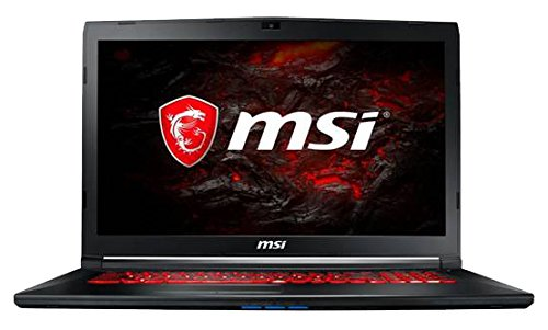 "MSI GL72M 7RDX-1218 17.3"" Performance Thin Bezel Gaming Laptop i7-7700HQ GTX 1050 2G 16GB ..."