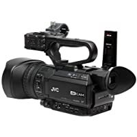 JVC GY-HM200SP Ultra 4K HD 4KCAM Professional Sports Production Camcorder