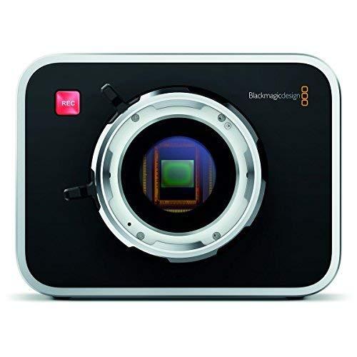 Blackmagic Design Pocket Cinema Camera 4k Black Ebay