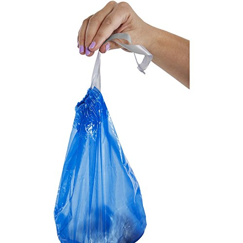 So Phresh Scented Drawstring-Tie Dog Waste Bag Refills, 80 CT