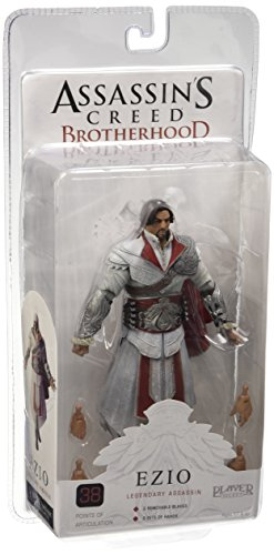 Neca - Assassins Creed Brotherhood - Ezio Legendary assassin - 634482608463 (Assassin's Creed Revelations Best Sword)