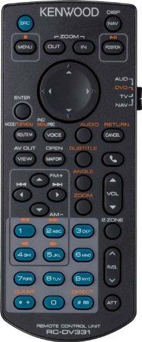 Kenwood Electronics KNA-RCDV331 Telecomando: Amazon.it: Elettronica
