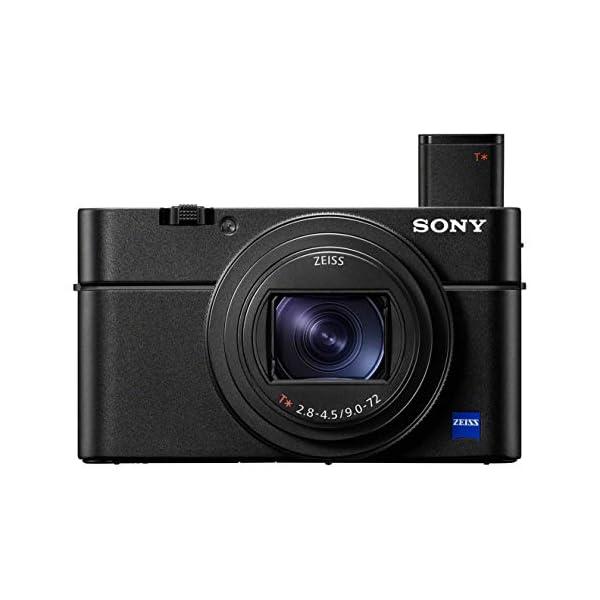 RetinaPix Sony RX100 VII Premium Compact Camera with 1.0-Type Stacked CMOS Sensor