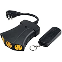 Master Electrician  RC-012-1-TR-009  Heavy Duty  Remote Control Power Hub