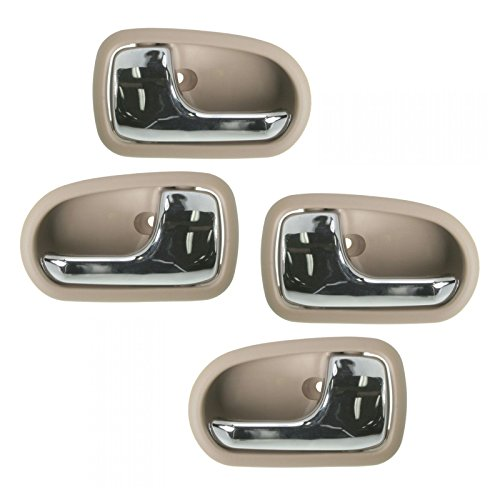 02 mazda protege door handle - 7