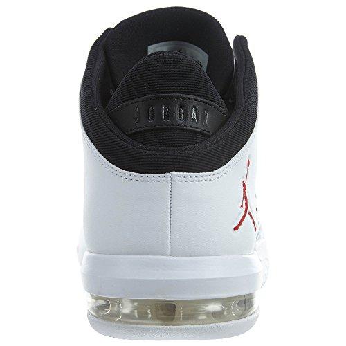 Nike Mens Jordan Flight Origin 4 Scarpe Da Basket Nero / Grigio