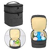 Luxja Breastmilk Cooler Bag, Leakproof Breast