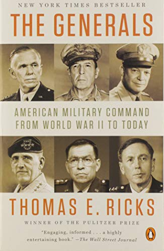 American Great Book Afghan (The Generals: American Military Command from World War II to Today)