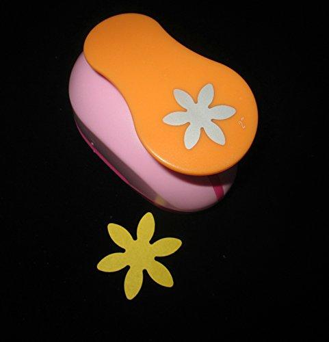 - 2-Inch Flower Design paper punch for scrapbooking craft diy puncher (Petal)