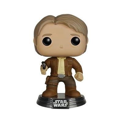 Funko POP Star Wars: Episode 7 - Han Solo Action Figure