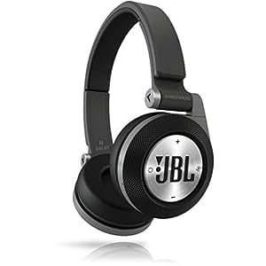 JBL E40BTBLK Synchros sealed on-ear Bluetooth wireless Headphones (Black)