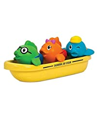 Munchkin Bath Toy, School of Fish BOBEBE Online Baby Store From New York to Miami and Los Angeles