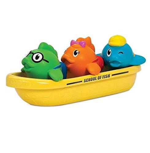 Munchkin Bath Toy School Fish