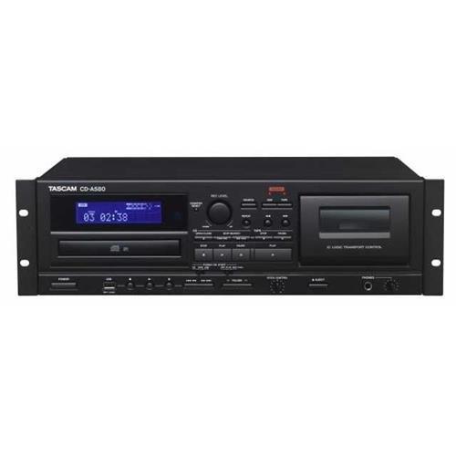 Tascam CD-A580 Rackmount Cassett...