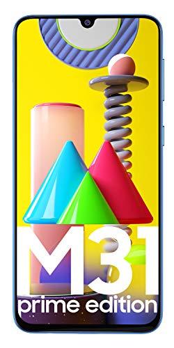 Samsung Galaxy M31 Prime Edition (Iceberg Blue)