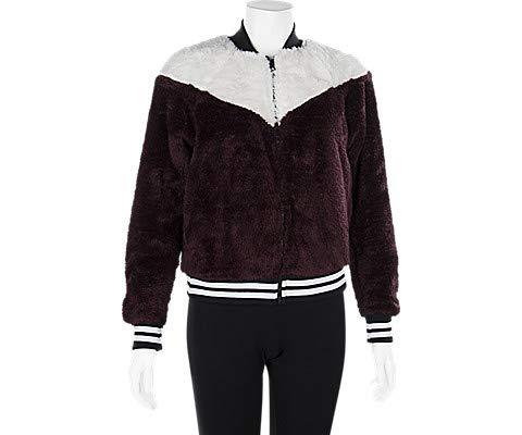 Nike Women's Sportswear Sherpa Bomber Jacket ()
