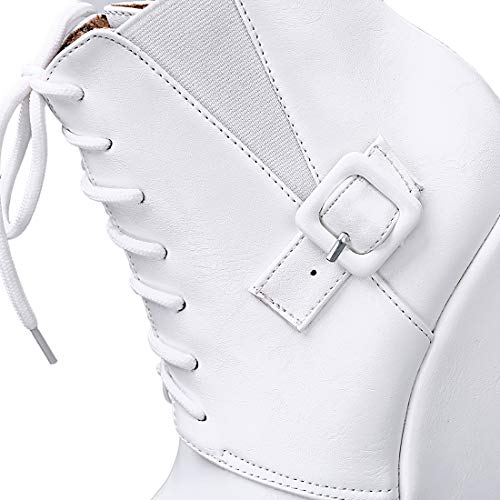 Chaussure Compens Femme La age Botte YE 0WqxEagzwn