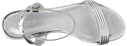 81 Izzie Silver Women's Open Toe Sandals Aldo Silver 6Hvwqz