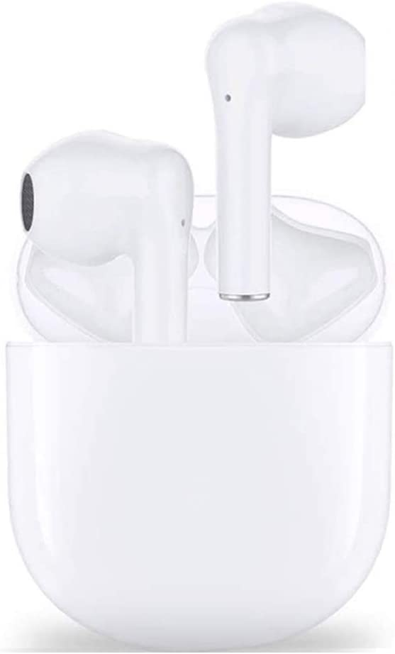 Wireless Earbuds,Bluetooth 5.0 wireless Headphones,IPX5 Waterproof Headset,3D stereo in-ear Noise-Cancelling,Pop-up Window Automatic Pairing Headphones,For Apple Airpods/iPhone/Android/Samsung/Airbuds