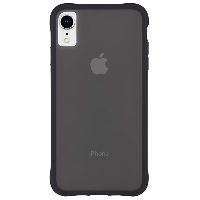 coque rigide noir iphone xr