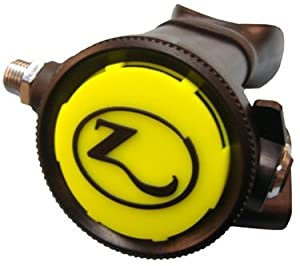 "Zeagle Scuba Regulator-Envoy Octo- 36"" Hose-Yellow"
