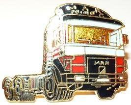 Pin Anstecker Brosche Lkw Truck Man Neu Gr Ca 2 5cm X 2cm Auto