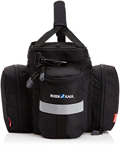 KLICKfix Farradtasche Rackpack 2 Plus Schwarz, 0267SB