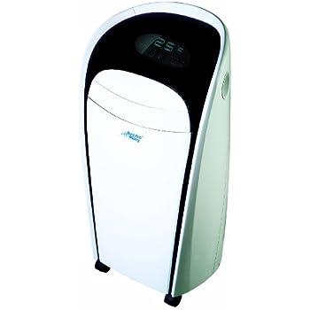 Amazon Com Midea 10k Btu Portable Ac Home Amp Kitchen