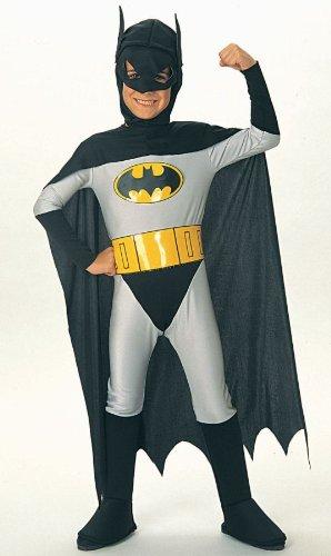 [Child Batman Costume] (Kids Batman And Robin Costumes)
