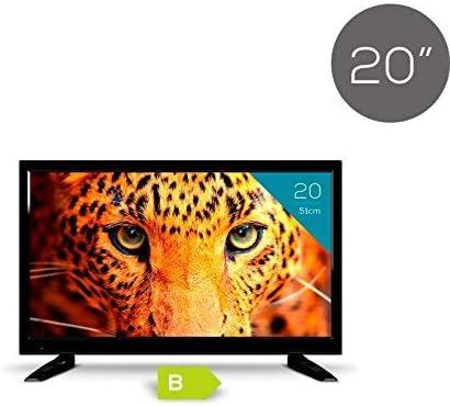 Televisores led HD 20 Pulgadas TD Systems K20LV1H (Resolución 1600x900/ HDMI x1/ VGA x1/ EUR x1/ USB Reproductor y Grabador) TV, Televisiones HD: Amazon.es: Electrónica