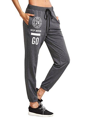 SweatyRocks Sweatpants Workout Athletic Joggers product image