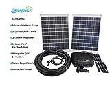 Solariver Solar Water Pump Kit - 900GPH Submersible